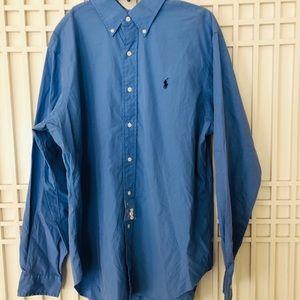 Size L Ralph Lauren long sleeve button down